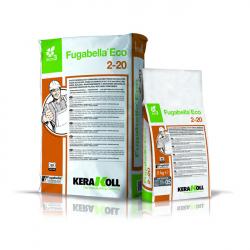 Fugabella Eco 2-20 – минеральный шовный заполнитель