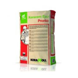 Keracem Eco Pronto – готовая к применению минеральная стяжка
