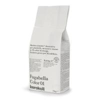 Fugabella Color - декоративная цементно-смоляная затирка для керамической плитки, мозаики и мрамора