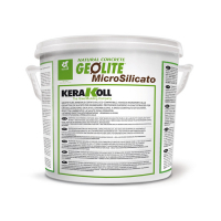 GeoLite MicroSilicato – геокраска с матовым эффектом