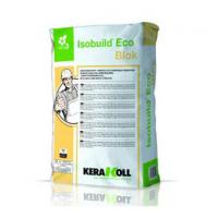 Isobuild Eco Blok – минеральный одокомпонентный клей-шпаклёвка