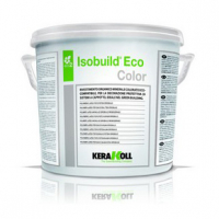 Isobuild Eco Color – тонкослойная штукатурка