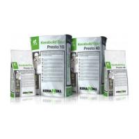 Kerabuild Eco Presto – минеральный Раствор&Шпаклёвка