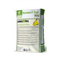 Keratech Eco R10 – очень быстросхватывающий самонивелирующийся раствор