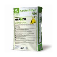 Keratech Eco R30 – очень быстросхватывающий самонивелирующийся раствор