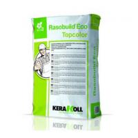 Rasobuild Eco Topcolor – тонкослойная минеральная штукатурка